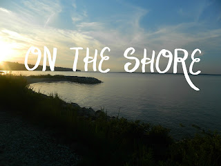 On the Shore || Water & Pen