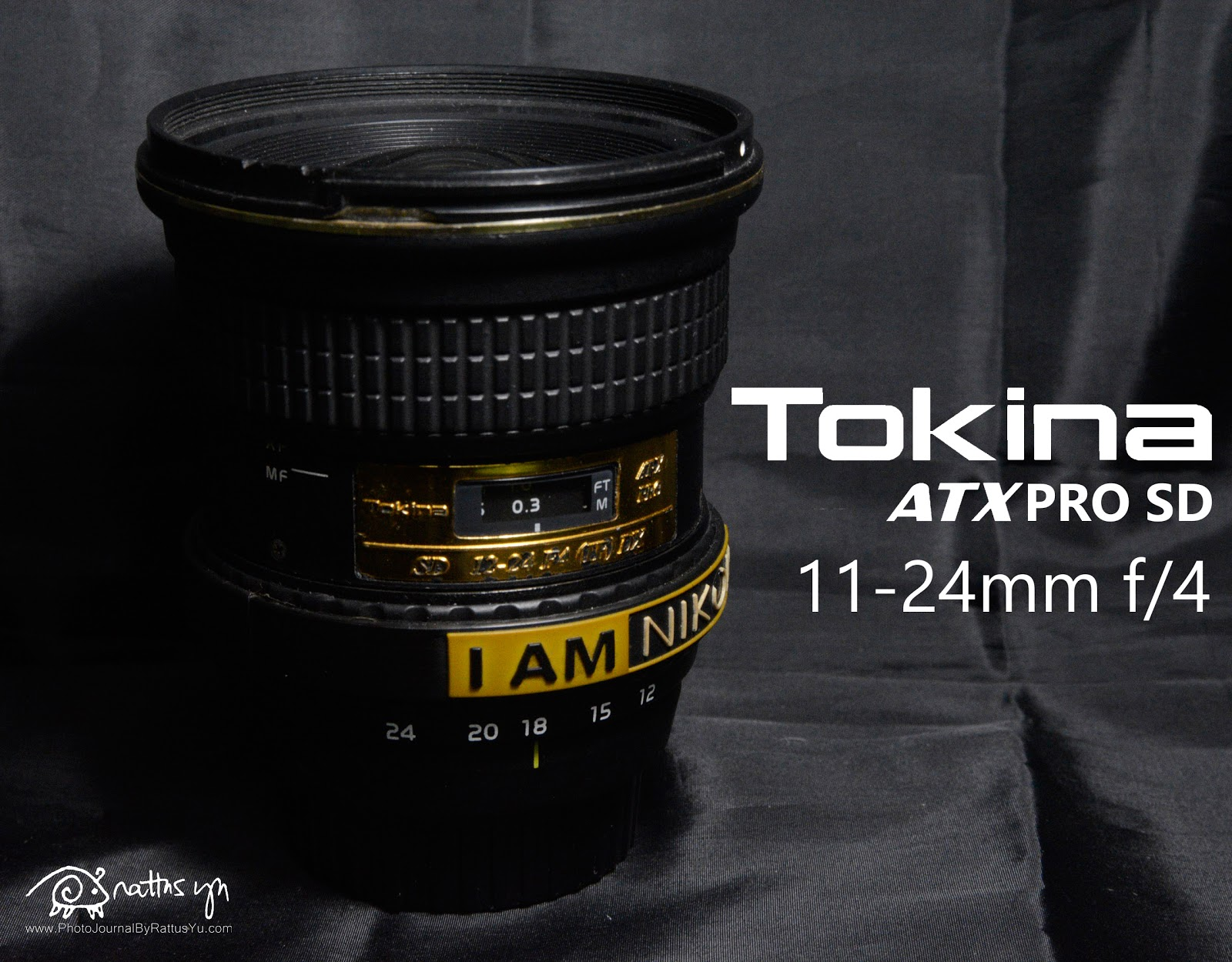 Tokina AT-X Pro SD 12-24mm f/4 IF DX (Version 1, 2004)