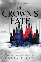 The Crown's Fate by Evelyn Skye book cover and review
