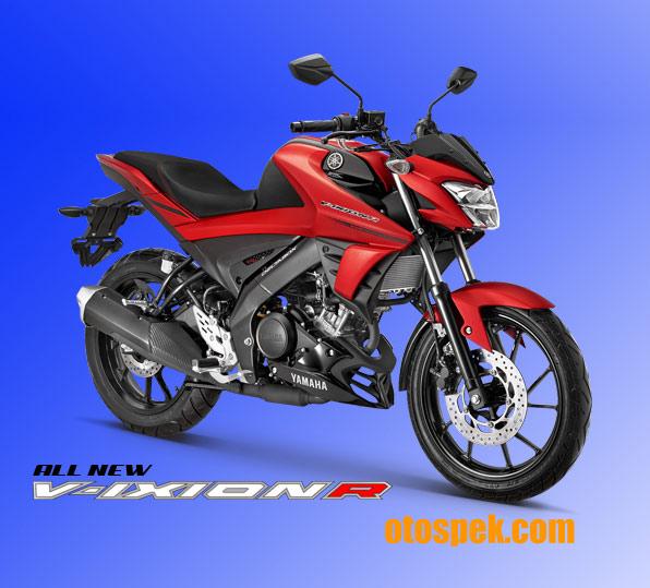 Spesifikasi dan Harga Yamaha All New Vixion R 155 LC4V