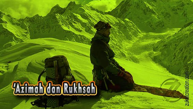 Makalah 'Azimah dan Rukhsah