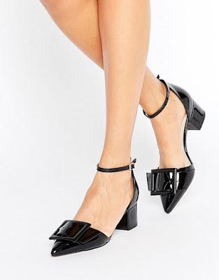 coleccion de Zapatos de Tacon bajo para Fiesta