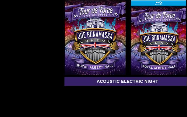 Joe Bonamassa Tour De Force Live In London Michael De Jager