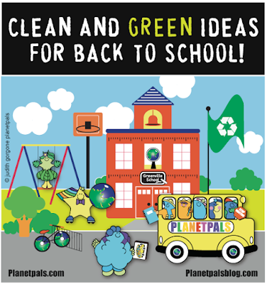Here are some simple ways you can be greener this school year #Moms #Dads #kids