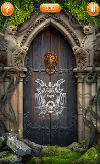 составляем эскиз нужный на дверях