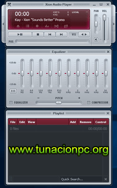 Xion Audio Player Full