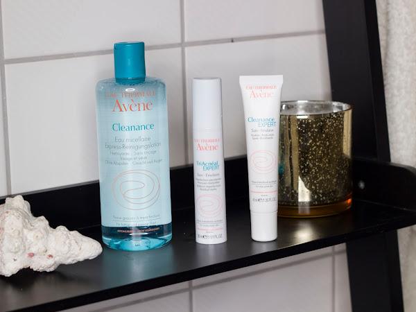 Mit Avène gegen unreine Haut