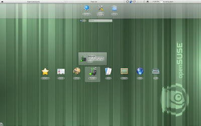 openSUSE Live Gnome, openSUSE, Linux