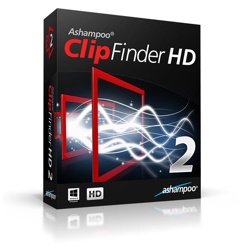 Download Ashampoo ClipFinder HD 2.47