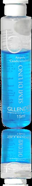 Quer saber quais os componentes da Ampola Blue Saphir (Semi di Lino) Gllendex? Veja nesta resenha