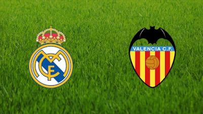 مباراة ريال مدريد وفالنسيا بتاريخ 02-12-2018 الدوري الاسباني
