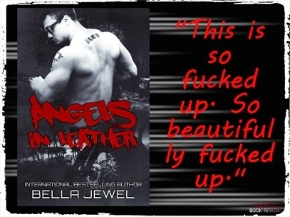 Angels in leather (Rebels on bikes #1) by Bella Jewel