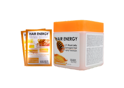 Hair Energy Creambath Royal Jelly