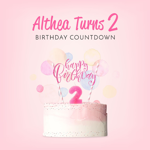 #AltheaTurns2 - Happy Birthday Althea!