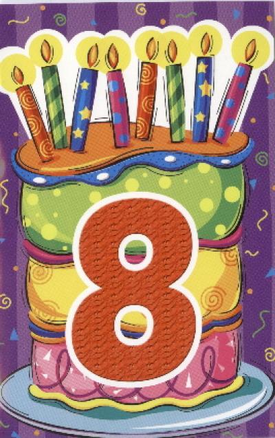 8 jaar kind Verjaardag 8 Jaar Wensen   ARCHIDEV 8 jaar kind