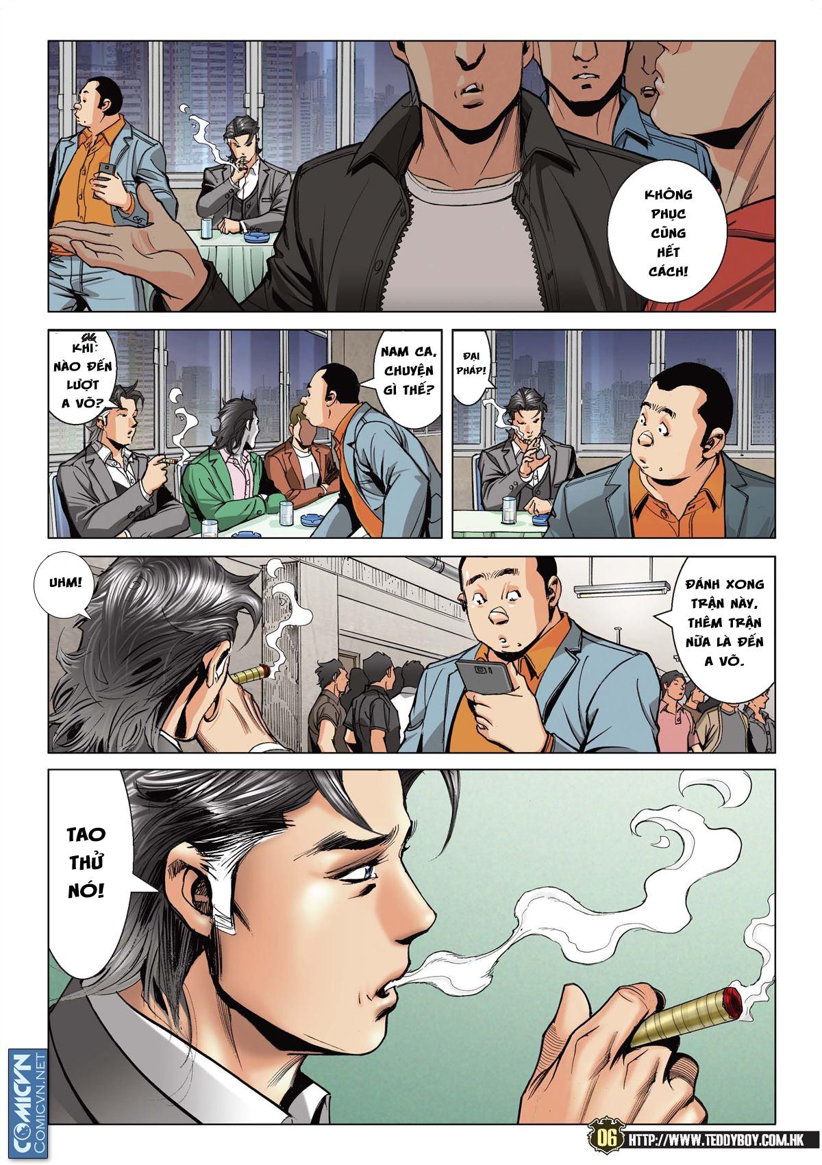 Người Trong Giang Hồ chapter 2119: nam ca vs thượng võ trang 5