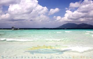 keindahan pulau karimun jawa