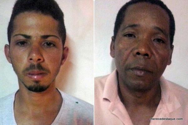 Polícia prende acusados de praticarem vários assaltos em Santa Cruz do Capibaribe