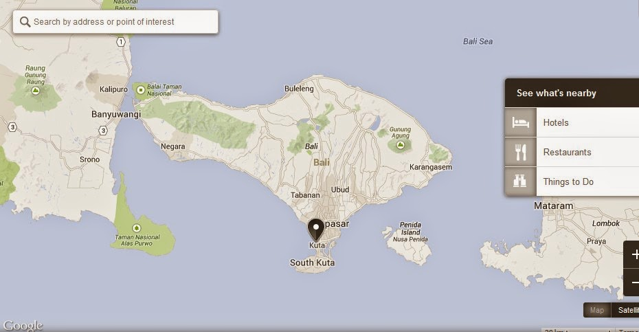 Carla Spa Kartika Bali Location Attractions Map,Location Attractions Map of Carla Spa Kartika Bali Island,Carla Spa Kartika Bali Island accommodation destinations hotels map reviews pictures photos