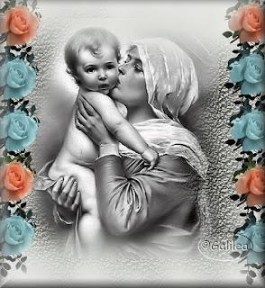Resultado de imagen para María Santísima fue la criatura que más amó a Dios
