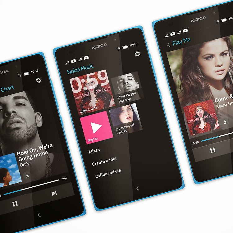Nokia XL Images by TipTechNews