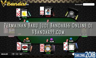 Permainan Baru Judi Bandar66 Online di VBandar99.com