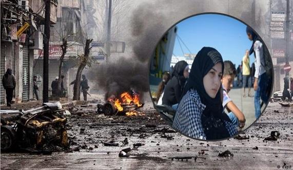 Syria Semakin TEGANG !!! Bimbang Di Tawan, Gadis Di Aleppo Nekad BUNUH DIRI Beramai-ramai !!!