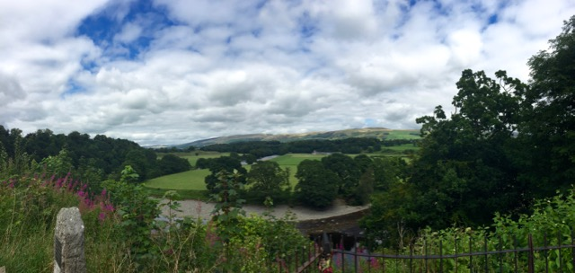Kirkby Lonsdale, Ruskin's View