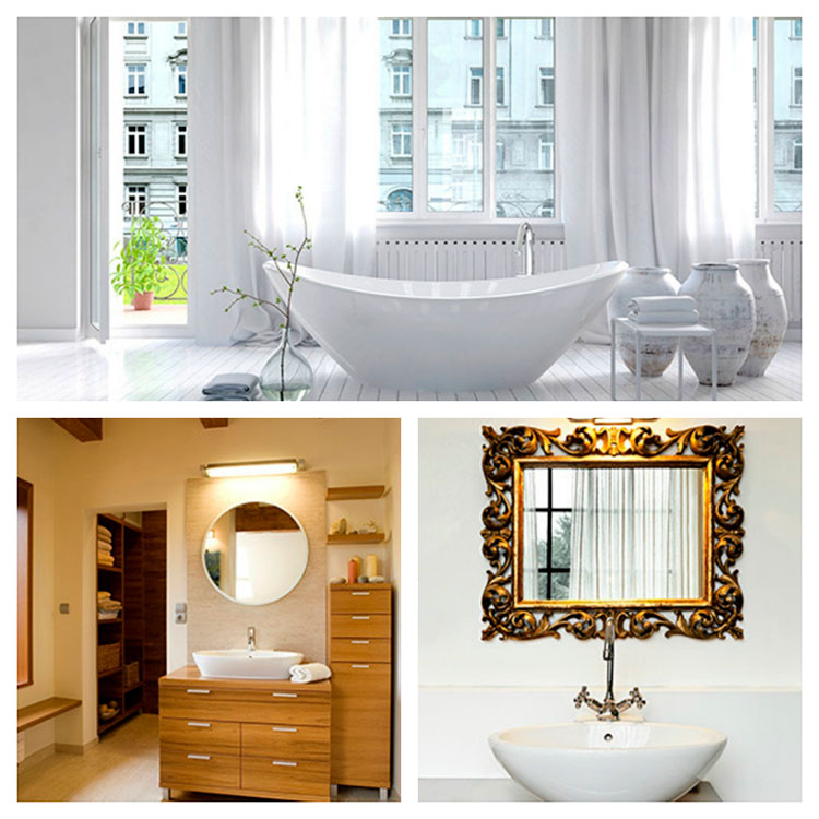 Accesorios para el cuarto de baño | Café largo de ideas ...