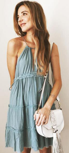 Classy Summer Outfits To Copy ASAP #SummerOutfits