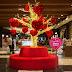 Nova América aposta em decoração diferenciada em todo o shopping para o Dia dos Namorados
