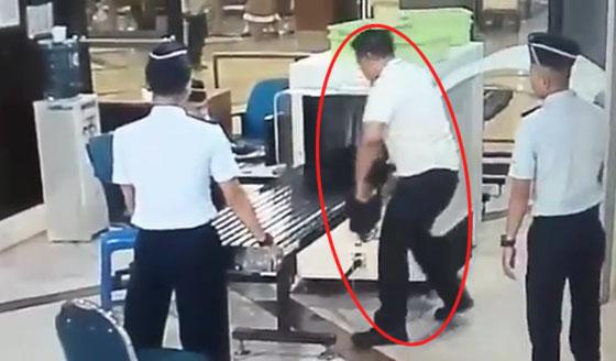 Video Pilot Citilink Mabuk di Bandara Yang Jadi Viral di Medsos