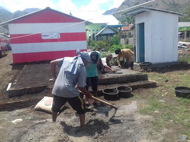 Potret Empat Desa di Lombok Didampingi Tim Skala dan CSR Sampoerna Untuk Indonesia