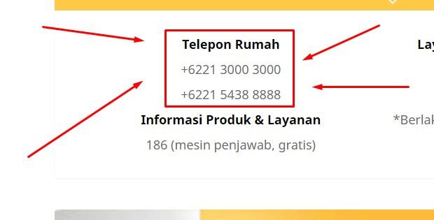 Nomor Call Center Indosat di +6221 3000 3000/+6221 5438 8888 Terbaru 2019