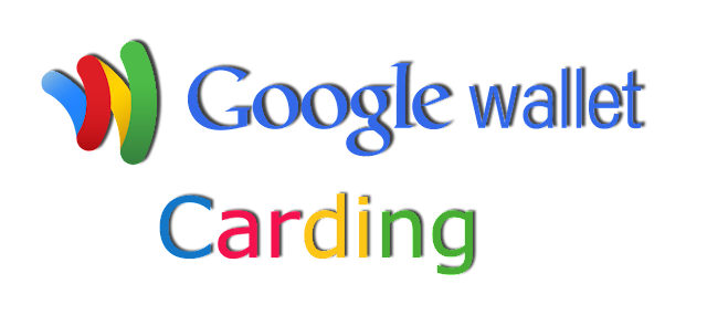 google wallet carding method