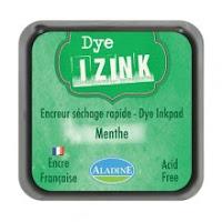 Izink dye based ink pad - Menthe