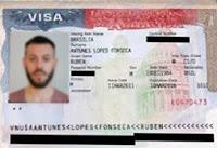 Exemplu de C1/D Visa