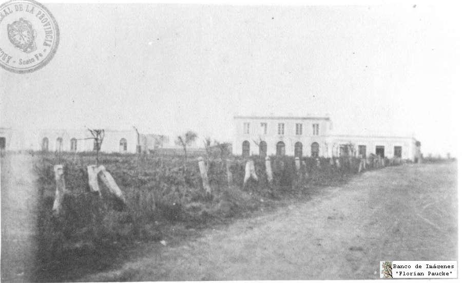 Esperanza Santa Fe 1883