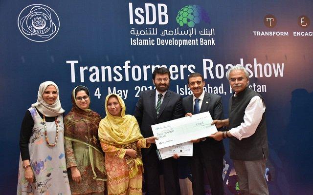 Pakistan Talent Wins Islamic Development Bank Funding to Solve SDGs