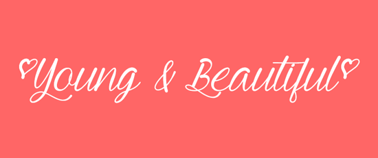 Young_Beautiful_Font_by_Saltaalavista_Blog