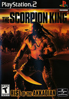 Cheat Scorpion King PS2
