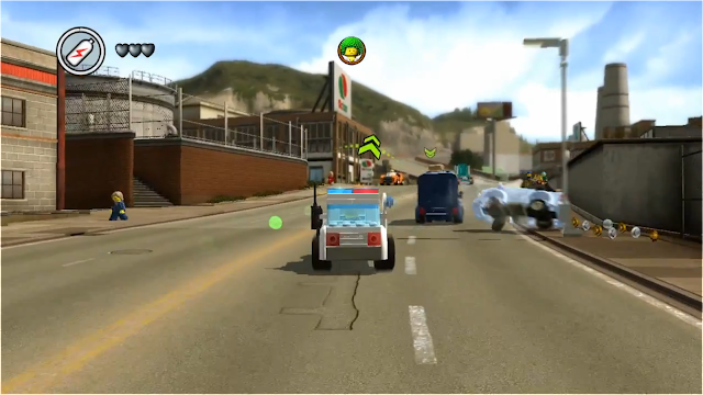 LEGO City Undercover PC Free Download Screenshot 2
