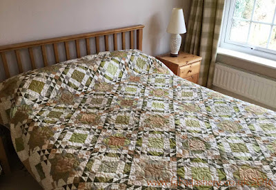 Allietare Mystery Quilt 2015
