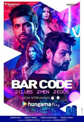 Bar Code (2018) Season 1 Hindi 600MB HDRip 480p x264 ESubs Download
