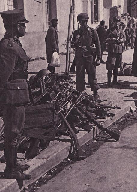27 April 1941 worldwartwo.filminspector.com Corinth British surrenders