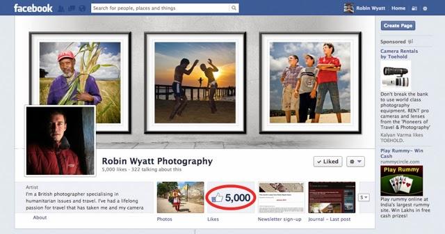 Offerta lampo: 5000 mi piace su Facebook a 13 dollari