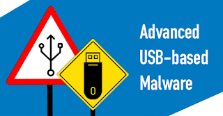 Warning! Think Twice Before Using USB Drives
