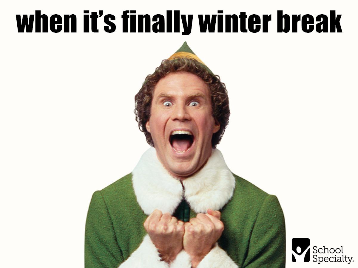 123kteacher Winter Break Is Finally Here