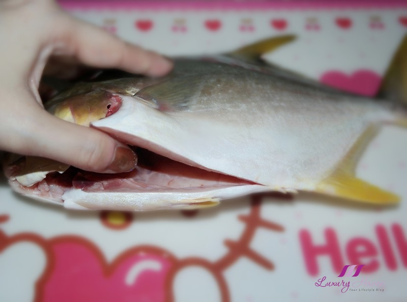 purelyfresh seafood golden pomfret recipe