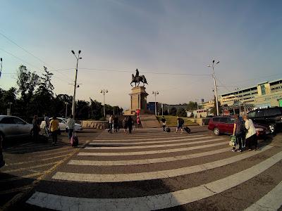 Ałmaty pomnik